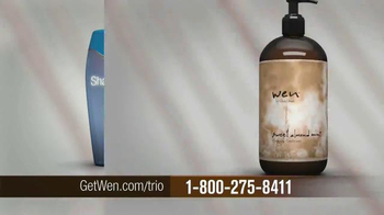 Wen Hair Care By Chaz Dean TV Spot Ft. Holly Robinson Peete - Thumbnail 4