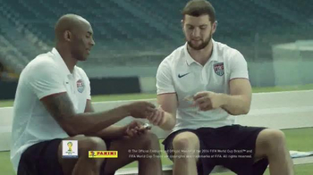 Panini TV Spot, 'Collect' Featuring Kobe Bryant, Andrew Luck, Jozy Altidore - Thumbnail 10