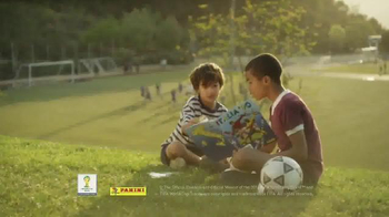 Panini TV Spot, \'Collect\' Featuring Kobe Bryant, Andrew Luck, Jozy Altidore