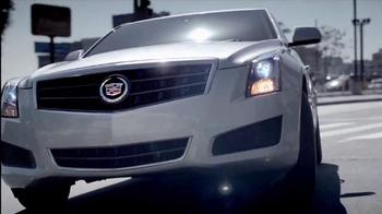 2014 Cadillac ATS TV Spot, 'Wake Up' - Thumbnail 5