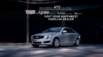 2014 Cadillac ATS TV Spot, 'Wake Up' - Thumbnail 8