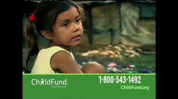 Child Fund TV Spot, 'A Different Life' - Thumbnail 5