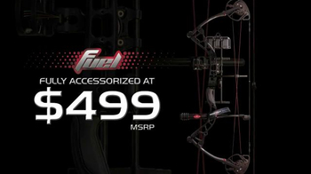 Bowtech Archery Fuel TV Spot, 'We Don't Do Average'