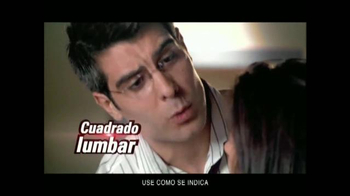Dragon Pain Relief Cream TV Spot, 'Cudrado Lumbar' [Spanish] - Thumbnail 2