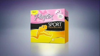 Playtex Sport TV Spot, 'Track' - Thumbnail 10