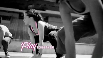 Playtex Sport TV Spot, \'Track\'
