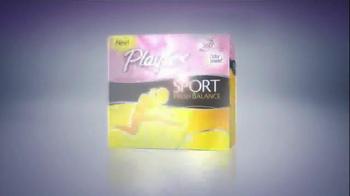 Playtex Sport TV Spot, 'Track' - Thumbnail 9