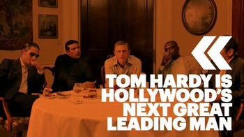 Esquire Magazine May 2014 Issue TV Spot, 'Tom Hardy' - 17 commercial airings