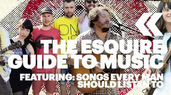 Esquire Magazine May 2014 Issue TV Spot, 'Tom Hardy' - Thumbnail 9