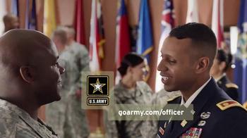 U.S. Army TV Spot, 'Major Myles B. Caggins III' - Thumbnail 10