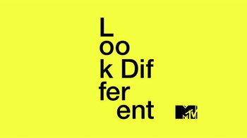 MTV TV Spot, 'Look Different'