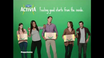 Activia TV Spot, 'Live Happy' Featuring Dr. Travis Stork - Thumbnail 10