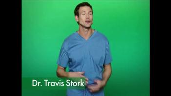 Activia TV Spot, 'Live Happy' Featuring Dr. Travis Stork - Thumbnail 2