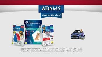 Adams Flea Control TV Spot, 'Side-by-Side Comparison' - Thumbnail 5