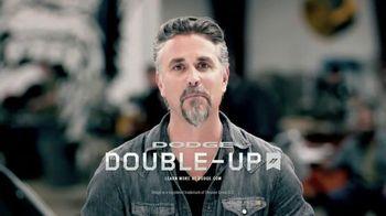 Dodge Double Up Guarantee TV Spot Featuring Richard Rawlings