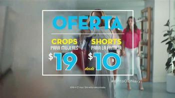 Old Navy Crops & Shorts TV Spot Con Dascha Polanco [Spanish] - Thumbnail 10