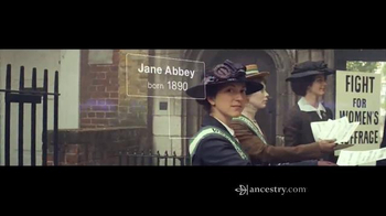 Ancestry.com TV Spot, 'Guide Throughout the Past' - Thumbnail 3