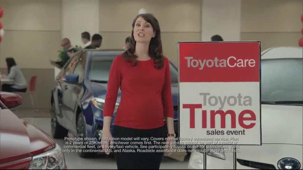 Toyota Time Sales Event TV Commercial, 'Leases'