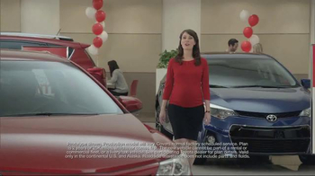 Toyota Time Sales Event TV Spot, 'Leases' - Thumbnail 1