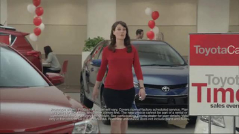 Toyota Time Sales Event TV Spot, 'Leases' - Thumbnail 2