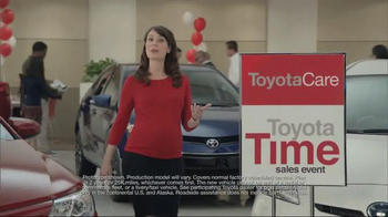 Toyota Time Sales Event TV Spot, 'Leases' - Thumbnail 3
