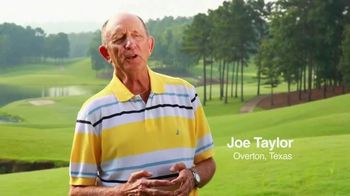 Robert Trent Jones Golf Trail TV Spot, 'Keeps Me Coming Back'