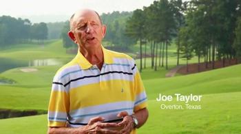 Robert Trent Jones Golf Trail TV Spot, 'Keeps Me Coming Back'
