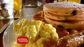 Golden Corral TV Spot, '$7.99 Better Breakfast'