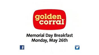 Golden Corral TV Spot, '$7.99 Better Breakfast' - Thumbnail 10