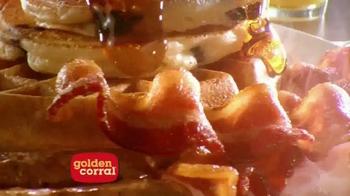Golden Corral TV Spot, '$7.99 Better Breakfast' - Thumbnail 6