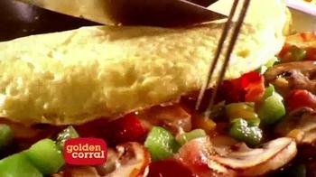 Golden Corral TV Spot, '$7.99 Better Breakfast' - Thumbnail 7