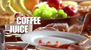 Golden Corral TV Spot, '$7.99 Better Breakfast' - Thumbnail 8