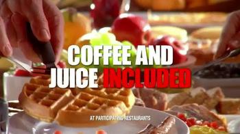 Golden Corral TV Spot, '$7.99 Better Breakfast' - Thumbnail 9