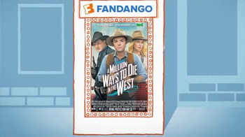 Fandango TV Spot, 'Decider' Featuring Dulé Hill - Thumbnail 8