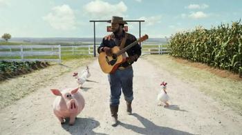Hay Day TV Spot, 'Cowboy' Featuring Craig Robinson - Thumbnail 2