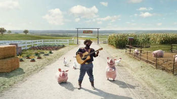 Hay Day TV Spot, 'Cowboy' Featuring Craig Robinson