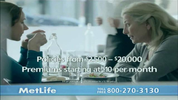 MetLife TV Spot, 'Final Expense' - Thumbnail 5