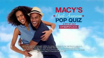 Macy's Great American Summer Sale TV Spot - Thumbnail 10