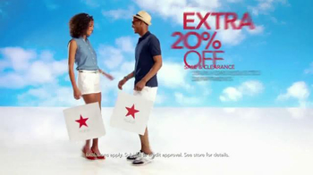 Macy's Great American Summer Sale TV Spot - Thumbnail 7