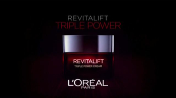 L'Oreal Paris Revitalift TV Spot Featuring Andie MacDowell - Thumbnail 3
