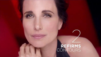 L'Oreal Paris Revitalift TV Spot Featuring Andie MacDowell