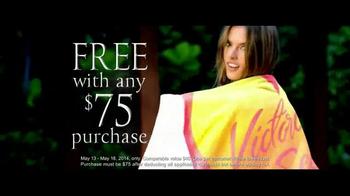 Victoria's Secret Beach Towel TV Spot - Thumbnail 5