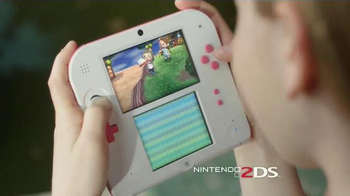 Nintendo 2DS TV Spot, 'Outdoors' - Thumbnail 2