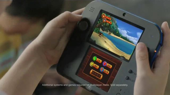 Nintendo 2DS TV Spot, 'Outdoors' - Thumbnail 8