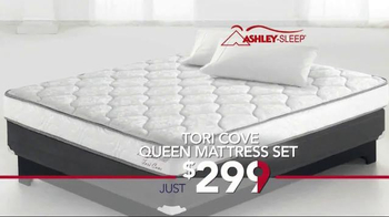 Ashley Furniture Homestore TV Spot, 'Memorial Day Mattress Event' - Thumbnail 6