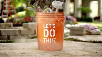 The Home Depot TV Spot, 'Take Back the Backyard' - Thumbnail 8