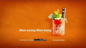 The Home Depot TV Spot, 'Take Back the Backyard' - Thumbnail 9