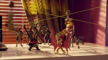 Playmates Toys TV Spot, 'Z-Line Ninja' - Thumbnail 1