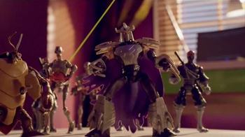 Playmates Toys TV Spot, 'Z-Line Ninja' - Thumbnail 8