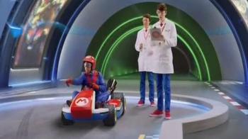 Mario Kart 8 TV Spot, 'Boomerang Test' - Thumbnail 2